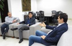 Controladoria reforça a parceria com o TCE e o MPC