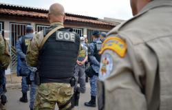 Operações integradas ajudam na redução da criminalidade
