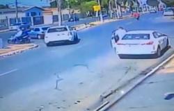Câmeras flagram roubo de carros no Jardim Imperial