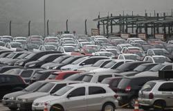 Venda de veículos tem alta de 13,45% no semestre