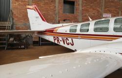 Ciopaer recebe em definitivo avião apreendido com drogas há 8 anos