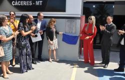 Com novo prédio, unidade de Cáceres tem missão de combater violência