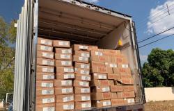 Polícia Civil recupera carga de carnes avaliada em mais de R$ 500 mil em Várzea Grande