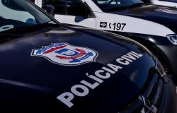 Policial Civil de MT recebe reconhecimento do Secretario Nacional por salvar vida de colega de trabalho