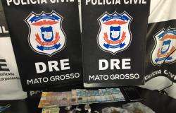 Mais um casal é preso por envolvimento com tráfico de drogas em Várzea Grande