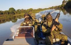 Pantanal deve receber base integrada para combate ao tráfico