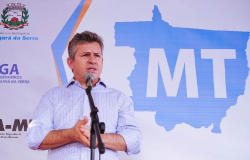 Em Tangará, governador destaca lei que beneficia agricultura familiar