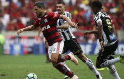 Flamengo e Santos se enfrentam em clima de decisão no Maracanã