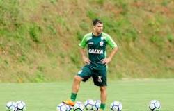 Santos renova o empréstimo de Leandro Donizete ao América-MG outra vez
