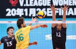 Brasil atropela Canadá em estreia na Copa do Mundo de Vôlei Masculino