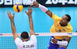 Brasil vence mais uma e assume liderança da Copa do Mundo de Vôlei