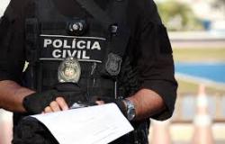 Polícia Civil cumpre mandado de prisão contra autor de roubo qualificado