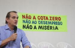 Deputado encerra debates e defende mudanças no Cota Zero