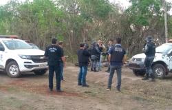 Polícia Civil cumpre mandados e fecha carvoaria na zona rural de Cáceres