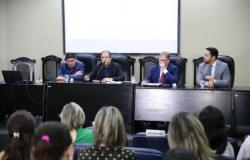 Governo apresenta relatório para a Comissão de Saúde