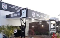 Criminoso envolvido em vários roubos é preso após assalto a empresa de Várzea Grande