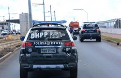 Polícia Civil cumpre prisão de autor de homicídio ocorrido no Pascoal Ramos