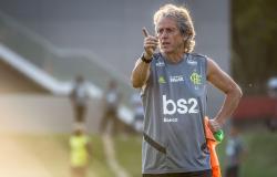 Jorge Jesus quer Flamengo com força total contra o Fluminense
