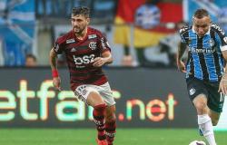 Flamengo ganha do Grêmio e pode ser campeão na próxima rodada