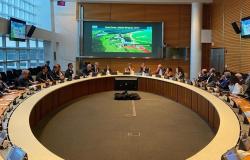 No Banco Mundial, em Washington, ministra apresenta resultados do ABC Cerrado