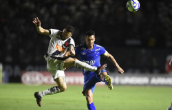 Vasco vence Cruzeiro no encerramento da 36ª rodada