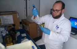 Laboratório móvel analisa amostras de azeite de oliva para verificar se há fraude nos produtos em todo Brasil