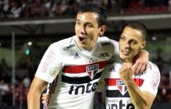 São Paulo vence e está na fase de grupos da Libertadores
