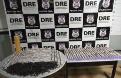 Polícia Civil apreende 50 emulsões de explosivos em casa em Várzea Grande