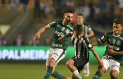 Palmeiras vence Santos na Copa Santiago