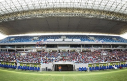 Arena Pantanal recebe primeiros jogos da Temporada 2020