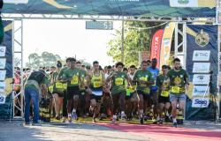 Corrida do Gefron leva 1600 atletas para as ruas de Cáceres