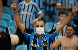 Jogos de futebol terão portões fechados a partir do fim de semana