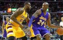Kobe Bryant entra para o Hall da Fama da NBA
