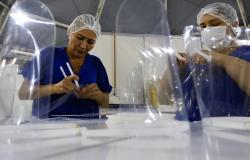 Brasil bate novo recorde de mortes por covid-19 em um dia
