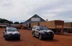 Polícia Civil cumpres ordens judiciais contra empresa de grãos em Nova Xavantina