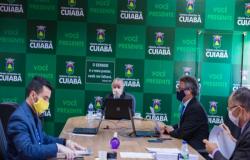 Câmara de Cuiabá derruba dois vetos do Executivo Municipal