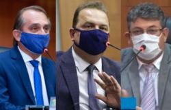 Três deputados de MT anunciam que estão com Covid; já são 6 infectados na AL