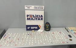 PM encontra droga em quitinete e prende três no bairro Manga em Várzea Grande