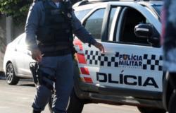 PM impede furto a supermercado e suspeito é preso no Coxipó
