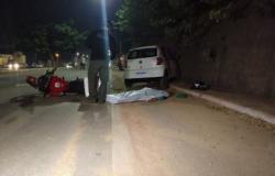 """Agora : Entregador de """"Delivery"""" morre na Avenida das Torres"""