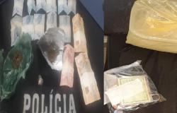 Suspeitos detidos por tráfico de droga em Cuiabá e Vera