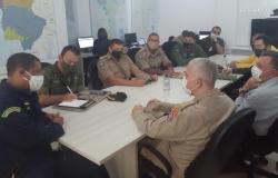 MT recebe reforço de MS e das Forças Armadas para combater incêndio no Pantanal