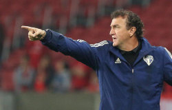 Cuca é o novo técnico do Santos e pode estrear no domingo