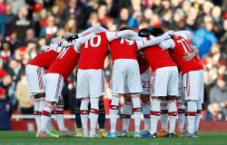 Arsenal é supercampeão da Inglaterra