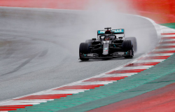 Hamilton vai largar na frente no GP da Bélgica