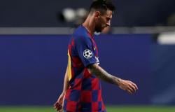 Messi não comparece ao primeiro dia de treinos do Barcelona