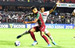 Brasileiro: Fluminense e São Paulo fazem embate de tricolores