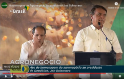 Presidente Jair Bolsonaro em Sinop-MT