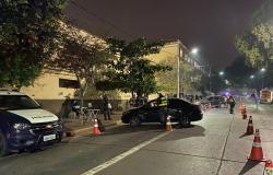 Agentes prendem cinco pessoas por embriaguez ao volante em retomada de operações
