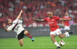 Com retrospecto favorável, Internacional encara Flamengo no Beira-Rio
